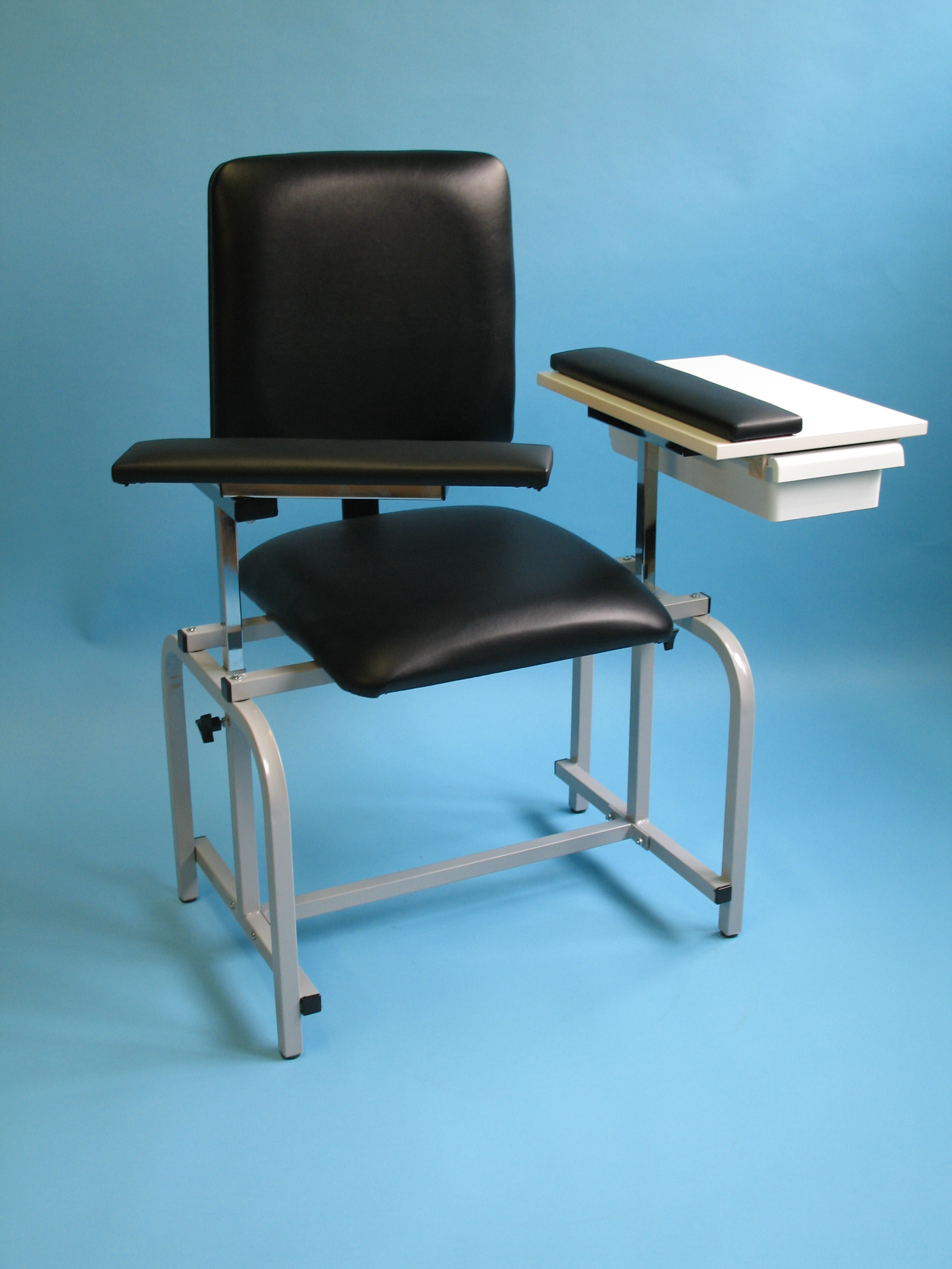 Brandt Industries Chairs Blood Collection