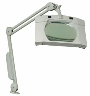 Wall Mount Magnifying Lamp : Brandt Industries - Lamps - Illuminated Magnifiers - 3 Diopter Clear View Illuminated Magnifier ...