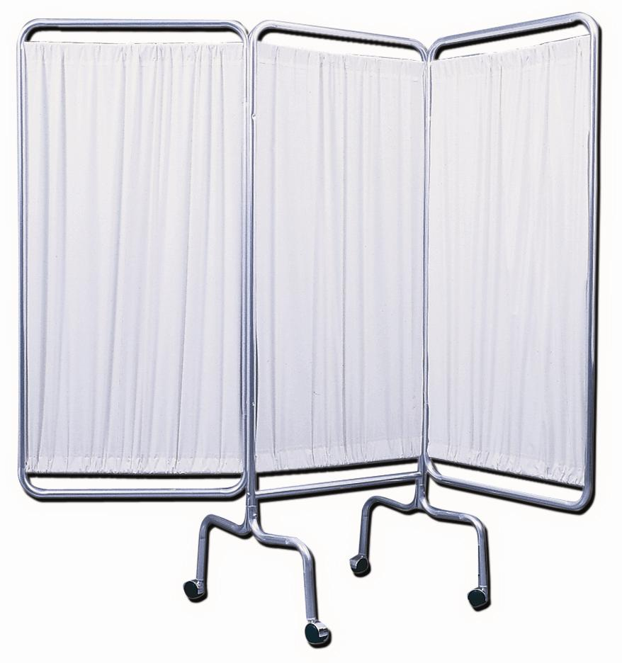 Brandt Industries Screens Medical Screens 3 Panel